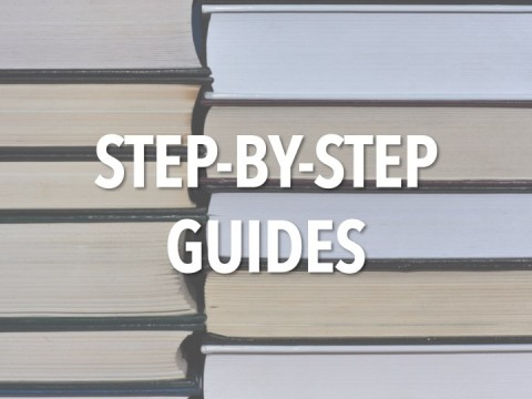 Step-by-Step Guides